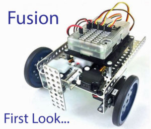 Fusion Robot - First Look